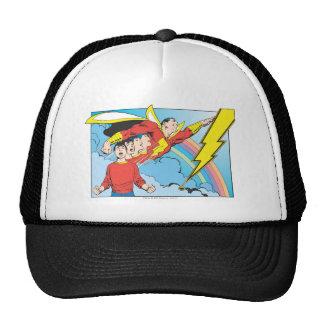 SHAZAM/Billy Batson Trucker Hat