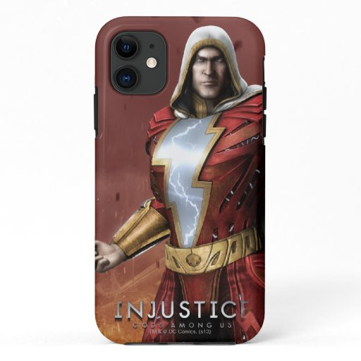 Shazam iPhone 11 Case