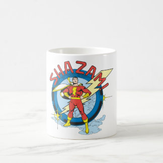 Shazam Coffee Mug