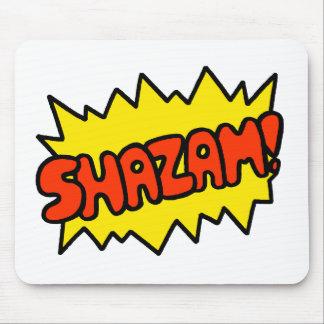 ¡'Shazam cómico! ' Tapete De Ratón