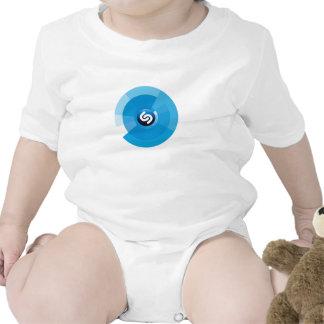 Shazam Dial Baby Bodysuits