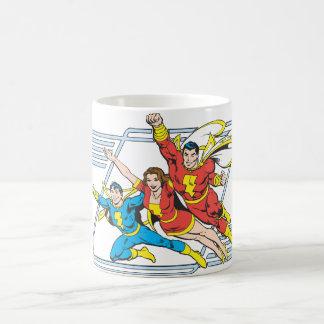 SHAZAM Family Coffee Mug