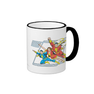 SHAZAM Family Ringer Mug