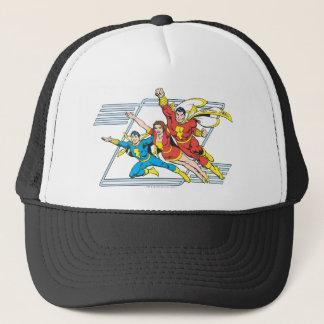 SHAZAM Family Trucker Hat