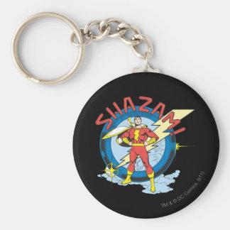 Shazam Keychain