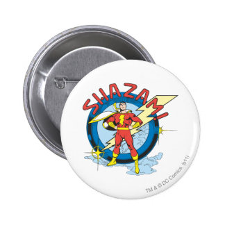 Shazam Pin