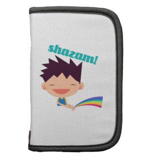 Shazam Organizador