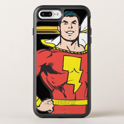 SHAZAM Poses OtterBox Symmetry iPhone 8 Plus/7 Plus Case