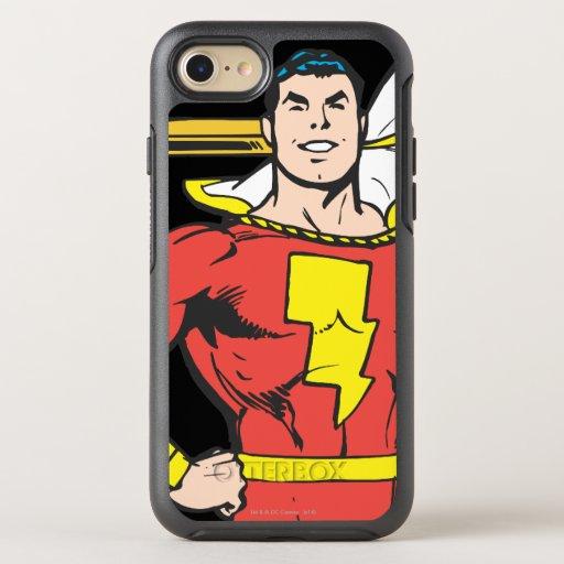SHAZAM Poses OtterBox Symmetry iPhone SE/8/7 Case