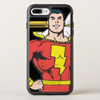 SHAZAM Poses OtterBox Symmetry iPhone 7 Plus Case