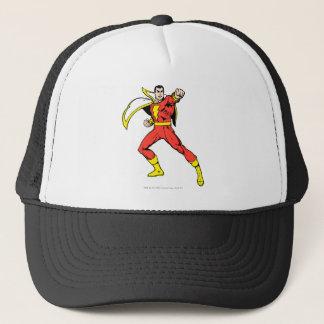 Shazam Ready to Fight Trucker Hat