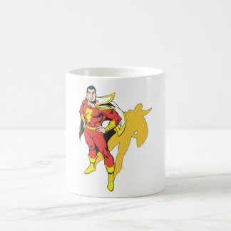 SHAZAM Shadow Coffee Mug