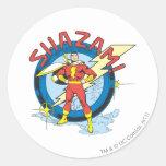 Shazam Stickers