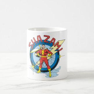 Shazam Taza De Café