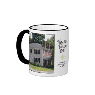 ©SHC de la taza de la casa de Hosmer