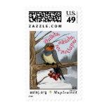 Shchedryk Postage Stamp