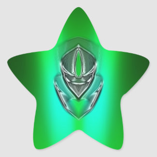 SHDWDCKBLDGGRNAQU STAR STICKER