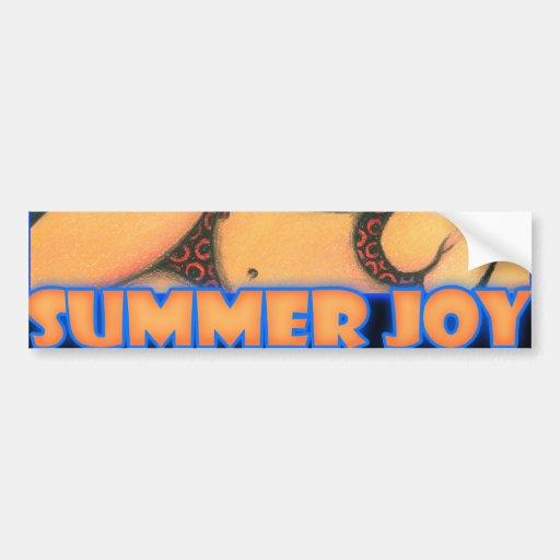She_1 Bumper Sticker