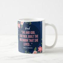 She and God Mug