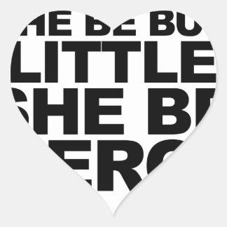 She Be Fierce T-Shirts.png Sticker