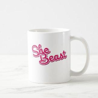 She Beast Mugs