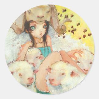 She Bee Ramming Sticker