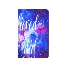 She Believed in Lover's Dream Journal
