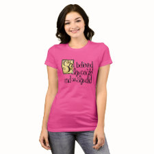 She Believed She Could and So She Did T-shirt