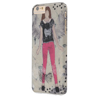 She Can Fly Barely There iPhone 6 Plus Case