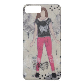 She Can Fly iPhone 8 Plus/7 Plus Case