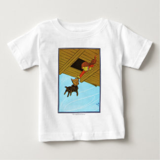 She Caught Toto By The Ear Baby T-Shirt