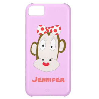She Chimp iPhone 5 Cover Template