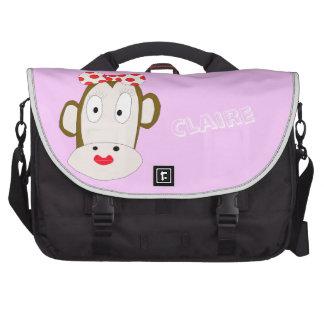 She-Chimp Laptop Bag Template