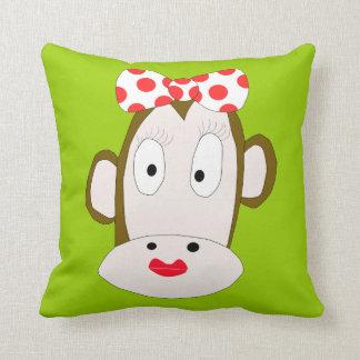 She-Chimpanzee Pillow