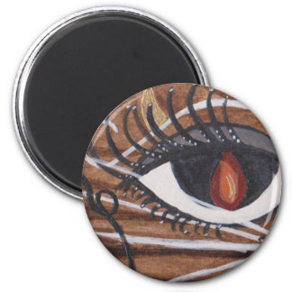 She Devil 2 Inch Round Magnet
