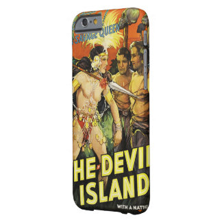 She Devil Island Barely There iPhone 6 Case