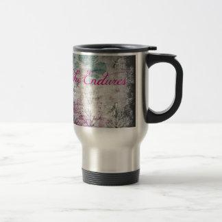 she endures Forest Travel Mug
