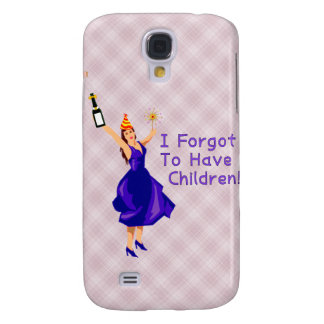 She Forgot To Have Children Samsung Galaxy S4 Covers
