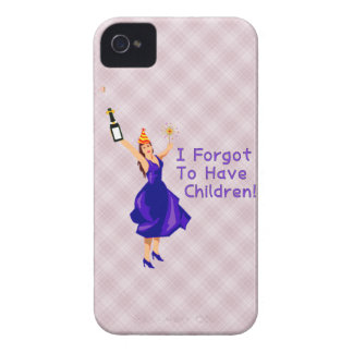 She Forgot To Have Children iPhone 4 Case