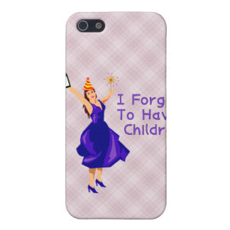 She Forgot To Have Children Case For iPhone 5