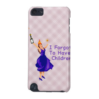 She Forgot To Have Children iPod Touch (5th Generation) Case