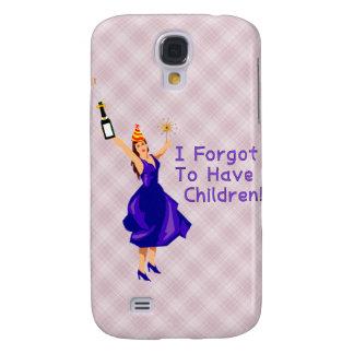 She Forgot To Have Children Samsung S4 Case