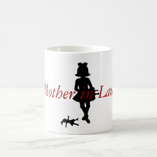 She had dreamed of being a Mother in Law 11 Oz Magic Heat Color-Changing Coffee Mug