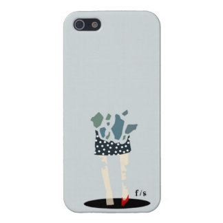 she hates december iPhone 5/5S cases