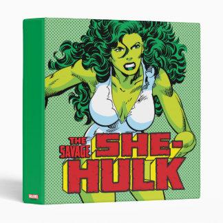 She-Hulk Binder