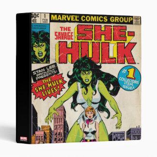 She-Hulk Classic Comic Binder