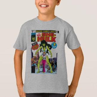 She-Hulk Classic Comic T-Shirt