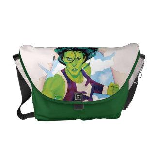 She-Hulk Delivering Summons Courier Bag