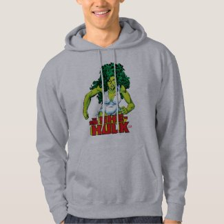 She-Hulk Hoodie
