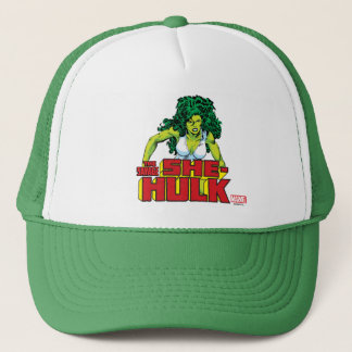 She-Hulk Trucker Hat